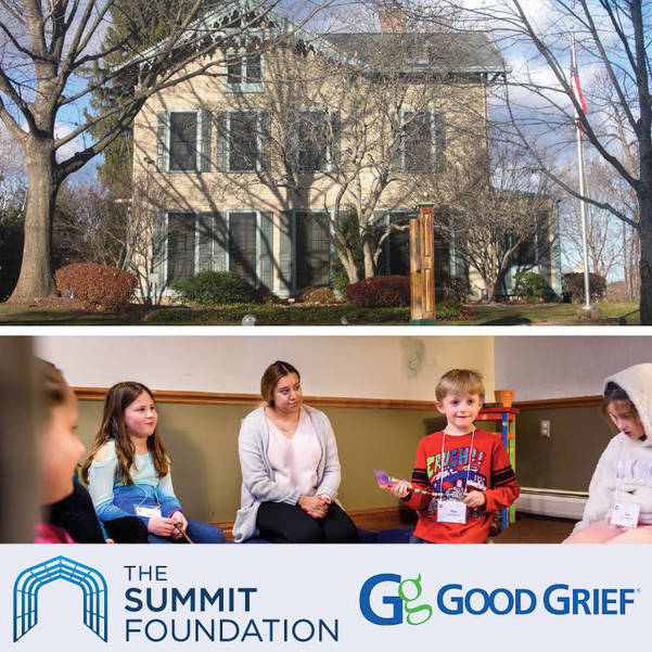 Good Grief Awarded $16,500 Grant from The Summit Foundation
